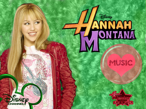 Hannnah Montana season 2 modifica Version wallpaper As a part of 100 days of Hannah da dj!!!