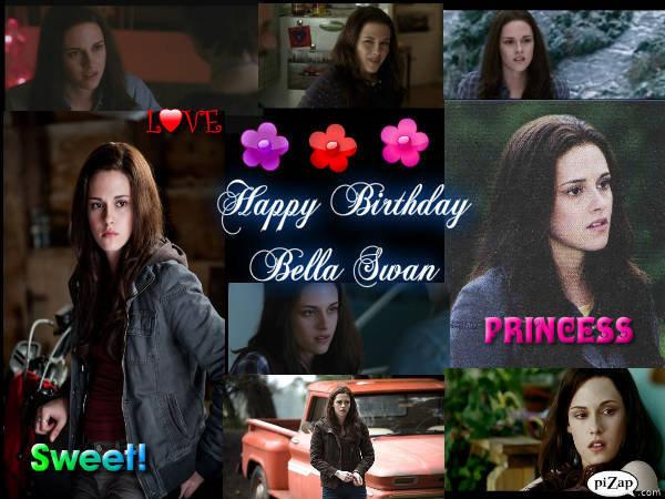 Happy B-day Bella