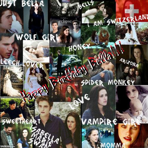Happy Birthday Bella!!!!