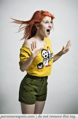 Hayley Williams- Q Magazine