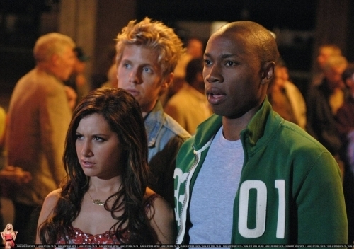 Hellcats 1x03 - Beale St. After Dark