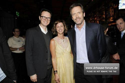 Hugh Laurie - soro Fall Eco-Casino Party 2010