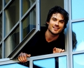 Ian Somerhalder / London - the-vampire-diaries-actors photo