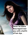 It's Silena's fault!