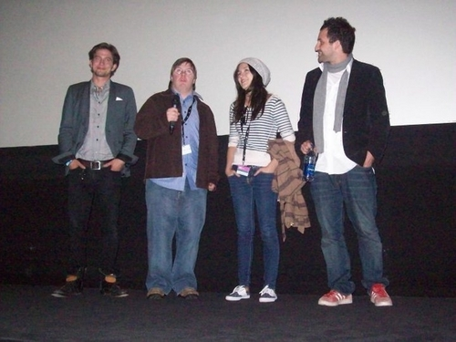 Jackson Rathbone - Girlfriend Screening