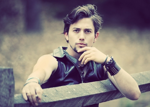 Jackson Rathbone 'Troix' Magazine Photoshoot (HQ)