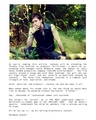 Jackson Rathbone 'Troix' Magazine scans (Including Interview)