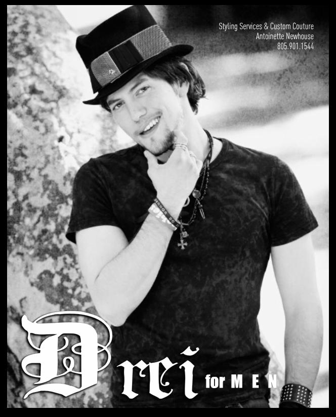 Jackson Rathbone 'Troix' magazine scans (October 2010)