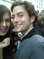 Jackson Rathbone - With Fans - twilight-series photo