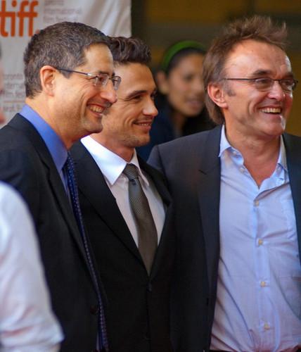 James @ Tornto International Film Festival