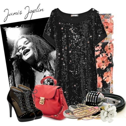 Janis Joplin set