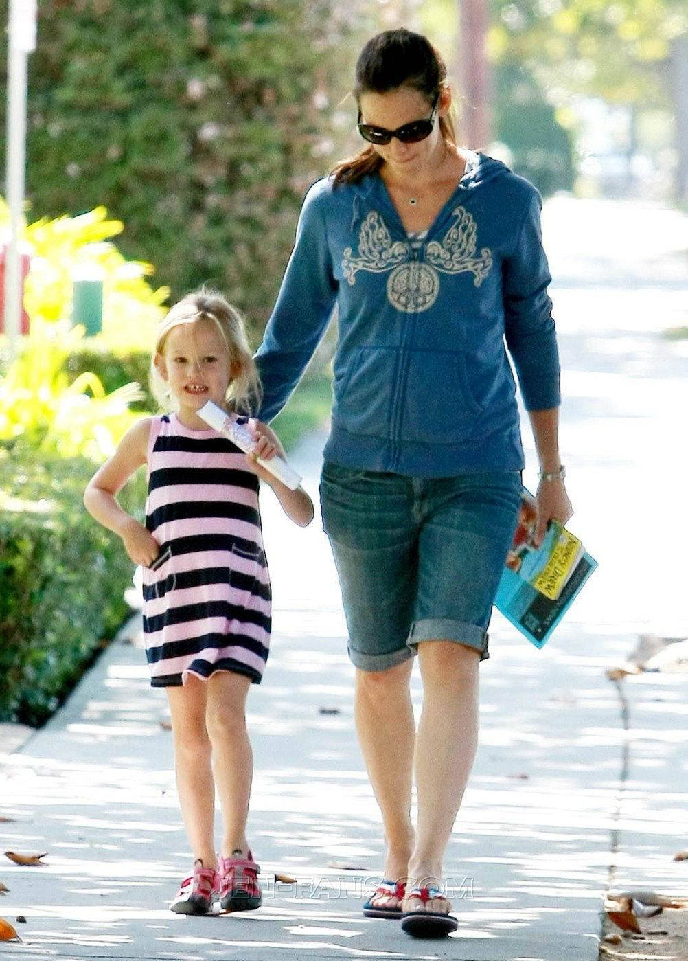Jen and Violet at the Park!