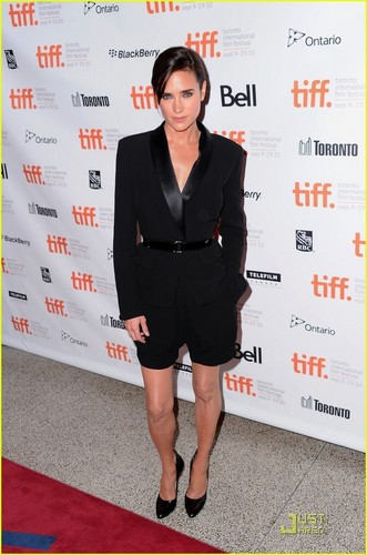 Jennifer Connelly: TIFF Tuxedo