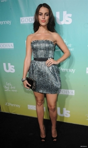 Jessica L. @ US Weekly's 25 Most Stylish New Yorkers 2010