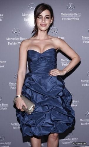 Jessica @ Mercedes-Benz Fashion Week