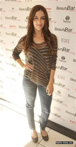 Jessica @ The BEAUTY BAR Presented por THE DAILY at the Townhouse Spa
