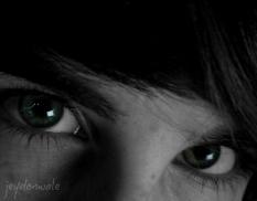 Jeydon's eyes..