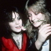 Joan Jett and Sandy West - female-rock-musicians icon