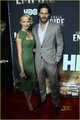 Joe Manganiello &amp; GF Audra Marie @ Nintendo DSi Studio &amp; G-Star fashion show - true-blood photo