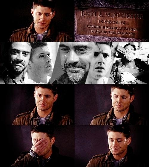 John & Dean Winchester<3