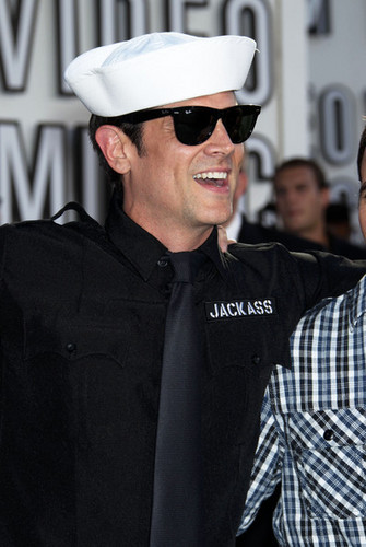Johnny Knoxville @ the 2010 VMAs