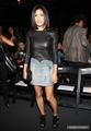 Julia Jones - Diesel Black Gold - Front Row - Spring 2011 MBFW - twilight-series photo