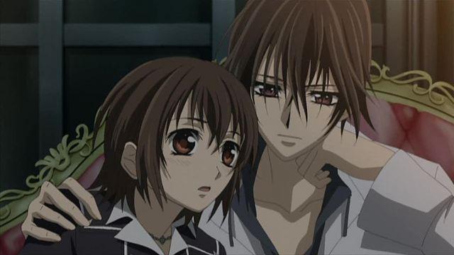 Kaname and Yuuki - Vampire