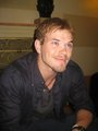 Kellan Lutz in Israel - twilight-series photo