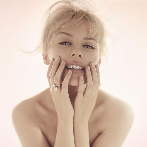 Kylie Minogue Vogue 2008