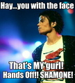 LMAO! xD - michael-jackson photo