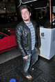 Lee DeWyze Leaving Katsuya Restaurant (15/09/2010)