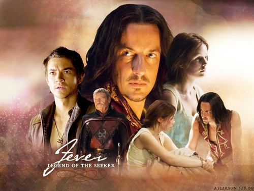 Legend of the Seeker wallpaper with a portrait titled Legend of the Seeker