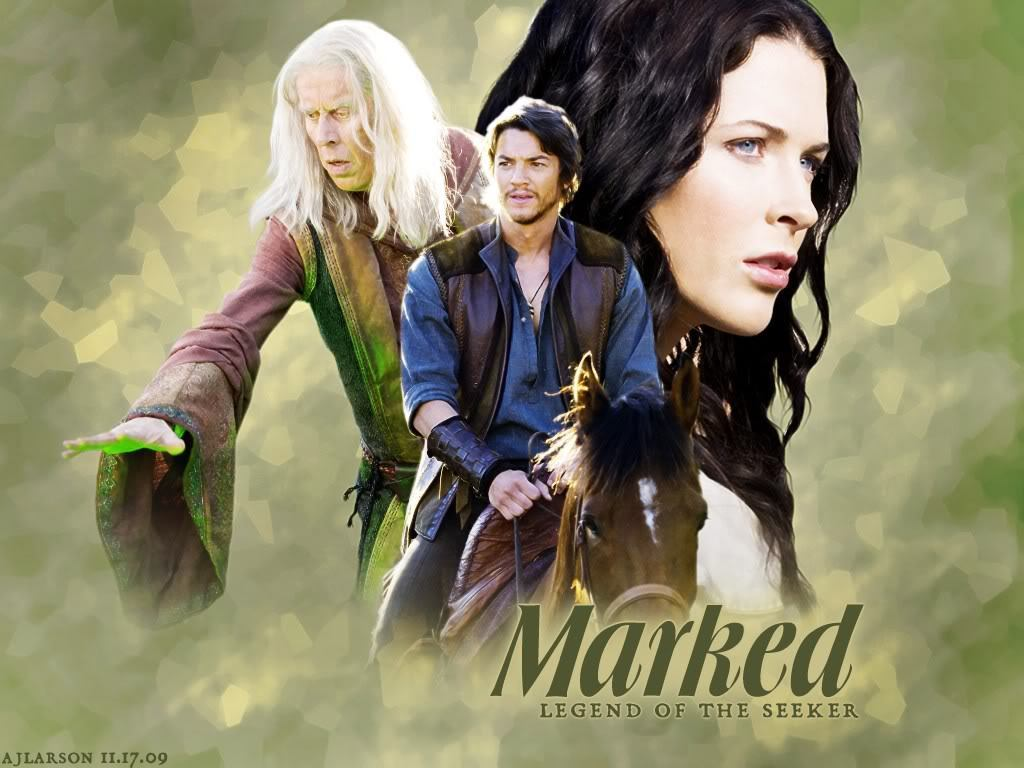 Legend Of The Seeker Season 2 Wallpaper Legend of the Seeker