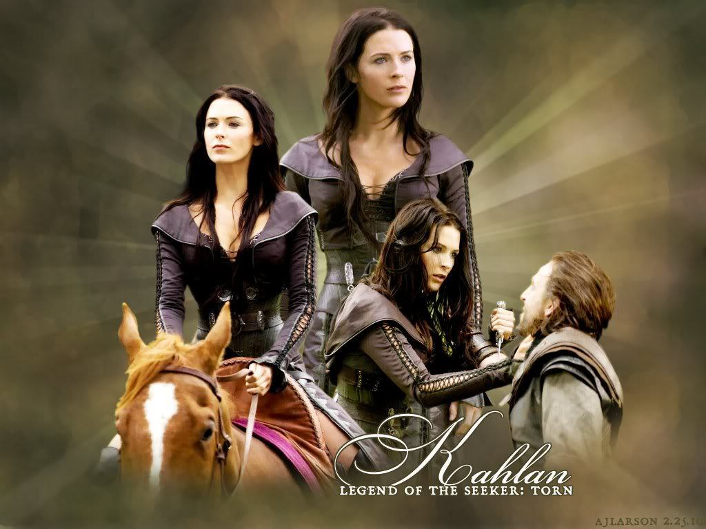 legend of the seeker images legend of the seeker hd wallpaper and