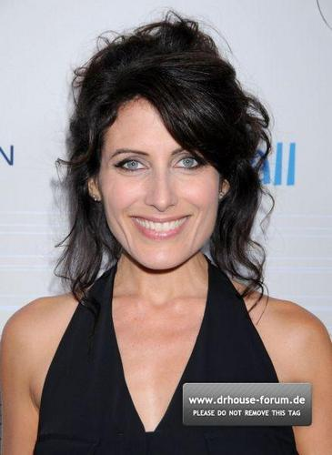 Lisa Edelstein at Fox Fall Party 2010