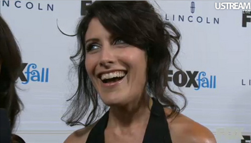 "Lisa's ""chemistry "" smile at renard Fall Party"