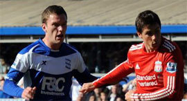 Liverpool (0) vs Birmingham(0)