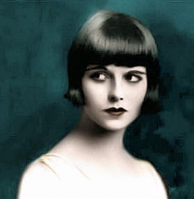 Louise Brooks wallpaper probably with a portrait called Louise Brooks