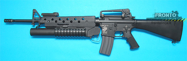 M16A3 with m203 - guns Photo (15559728) - Fanpop M16a3 M203