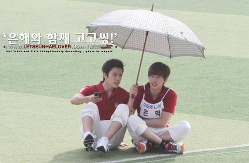 MBC Idol's Sports dia