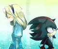 Maria and Shadow <3