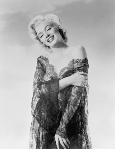 Marilyn In B&W