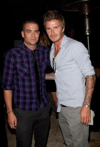Mark Salling - House Of Hype's VMA Pre-Party, Sept 11th