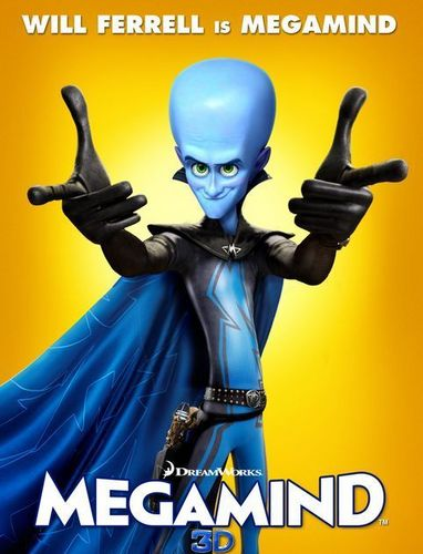 MegaMind posters :)