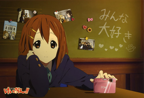K-ON! wallpaper called Memories