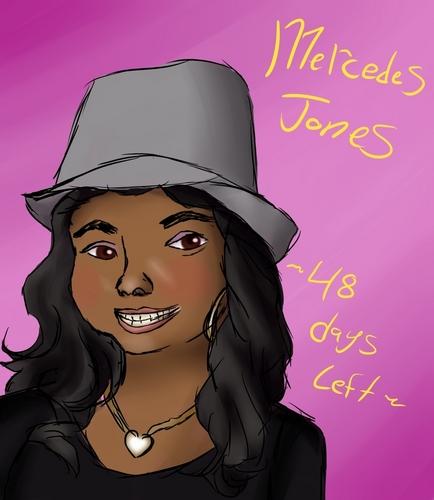 Mercedes Jones wallpaper called Mercedes_Jones