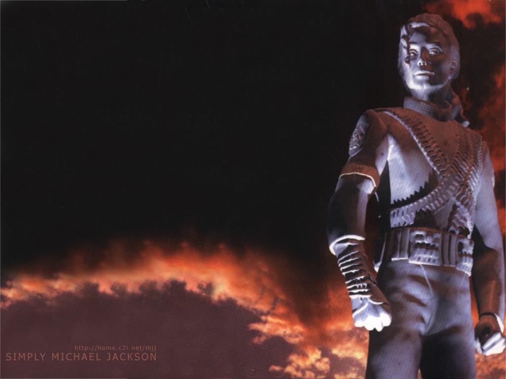 迈克尔杰克逊壁纸-NAVI MICHAEL JACKSON