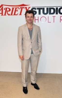 Michael Sheen - The Variety Studio At Holt Renfrew দিন 4