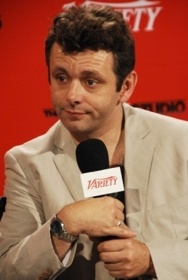 Michael Sheen - The Variety Studio At Holt Renfrew день 4