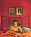 Michael Sowa Paintings - amelie fan art